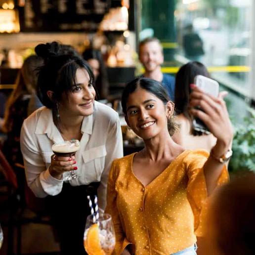 Ivy & Jack - instagram worthy - girls drinking