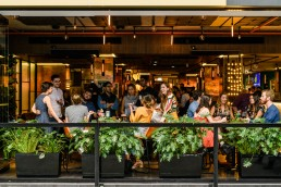 Ivy & Jack - Perth Bar and Restaurant - Hay St CBD