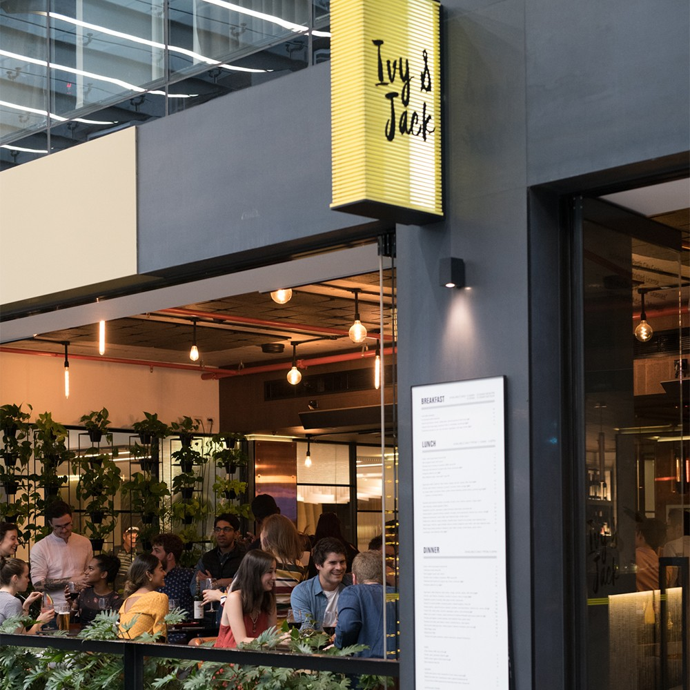 ivy and jack restaurant perth city