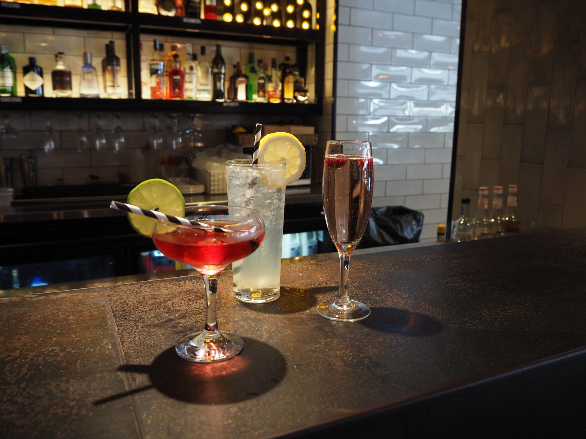 September October Cocktails